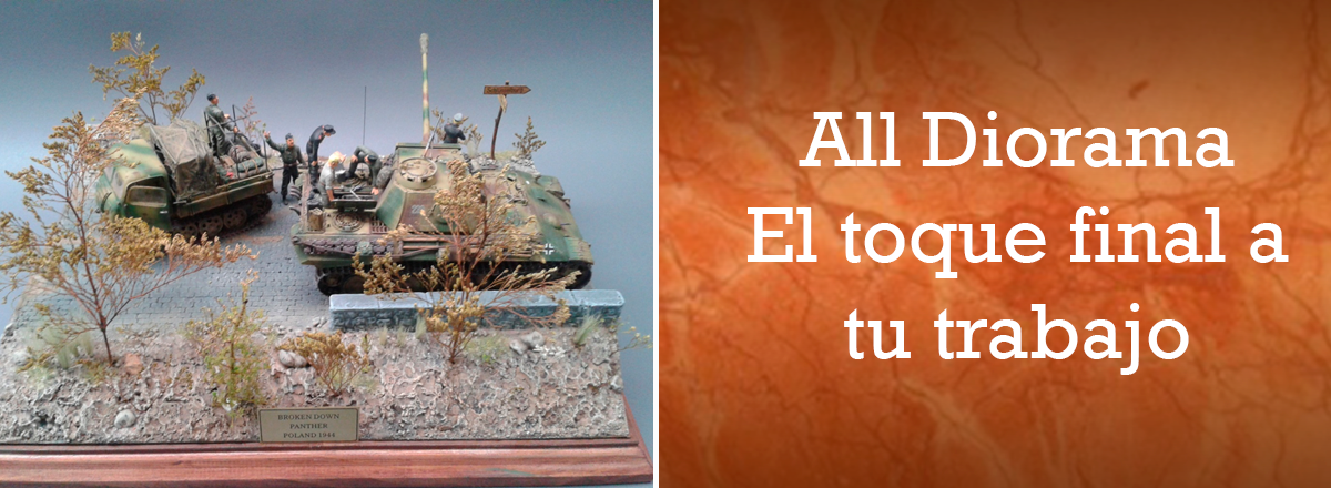 All Diorama Bases Militares